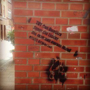 Streetart in Lüneburg